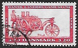 Danmark # 873 - Tractor - used     -{Dk9}