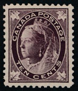 Canada 73 Mint VF LH