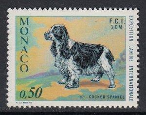 Monaco 810 Dog mnh