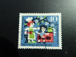 German 1964   Sc.# B403   CV $0.90