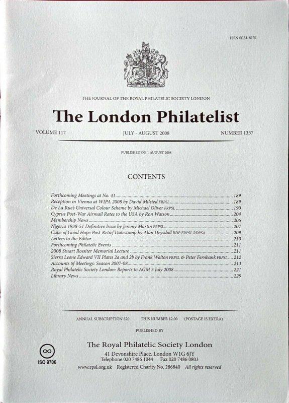 DE LA RUE UNIVERSAL COLOUR SCHEME Key Plates Imperium British Empire Printing