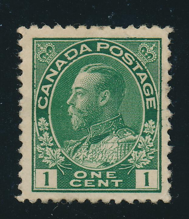 Canada Stamp Scott #104, Mint Hinged, Partial Gum - Free U.S. Shipping, Free ...