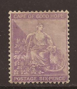 Cape  Of  Good  Hope  # 49  Mint