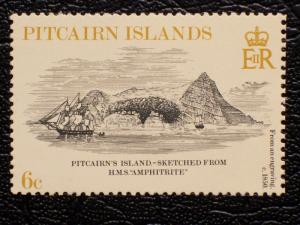 Pitcairn Islands Scott #184 mnh