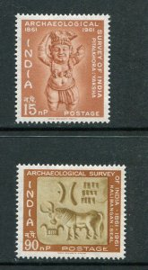 India #348-9 Mint