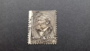 United States James A. Garfield Used
