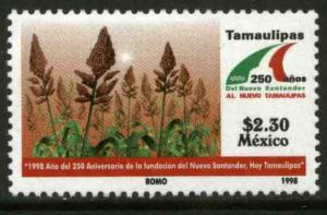 MEXICO 2075, State of Tamaulipas, 250th Anniv. MINT, NH. VF (69)