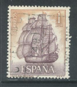 Spain 1254  Used