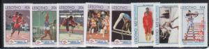 Lesotho 917-24 Olympic Sports Mint NH