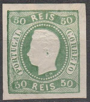 Portugal #21 F-VF Unused   CV $250.00 (A16417)