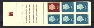 Netherlands 1966  MNH Booklet  PB3a