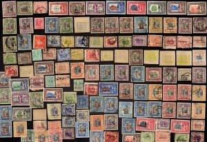 125 JAIPUR (INDIAN STATE) REVENUE STAMPS