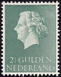 Netherlands # 362 mnh ~ 2?g Queen Juliana