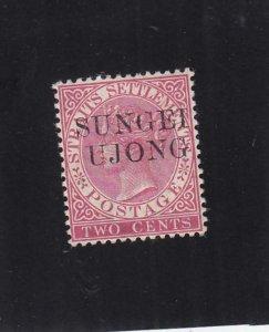 Malaya Federated States: Sungei Ujong: Sc #25, MH (35505)