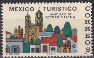 Mexico #1014  MNH  (K2177)