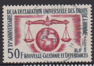 New Caledonia Sc#329 Used
