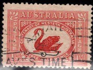 Australia Scott 87 Used Stamp Centenary stamp
