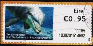 Ireland. 2010? 95p Machine Label. Fine Used