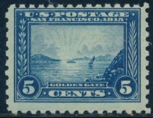 #403 F-VF OG NH CV $390.00 BQ9363