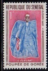 Senegal Scott No. 261