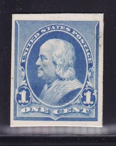 219 P4 VF-XF well centered card proof with nice color ! see pic !