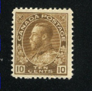Canada 118   Mint  F 1911-25   PD