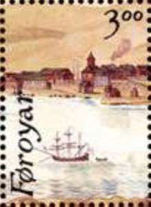 Faroe Islands #148a Fa141 MNH CV$2.75