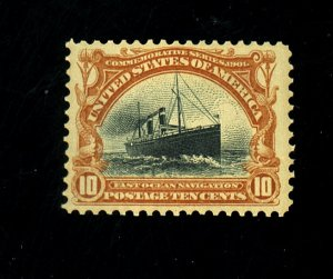 299 MINT FVF OG NH Cat$300