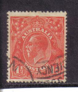 Australia #26 used f-vf.
