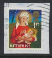 Great Britain SG 3243 Used   Christmas 2011  SC# 2973b