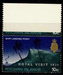 PITCAIRN ISLANDS QEII SG115, complete set, FINE USED.