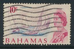 Bahamas  SG 301 SC# 258 Used  Decimal Currency 1967