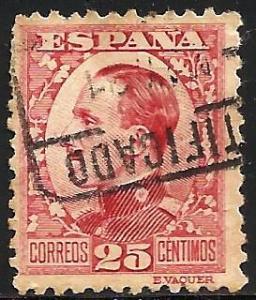 Spain 1930 Scott# 411 Used (perfs)