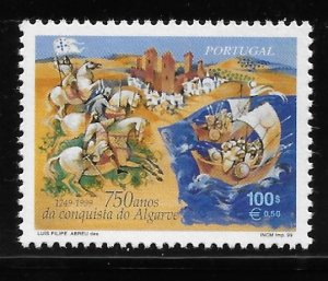 Portugal 1999 Conquest of Algarve Sc 2326 MNH A1388