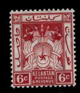 MALAYA Kelantan Scott 21 MH* wmk 4