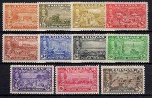 1948 Bahamas Tercentenary of Settlement of Island of Eleuthera Set