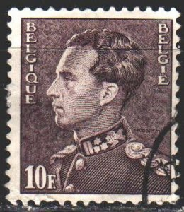 Belgium. 1951. 430xC. King of Belgium, standard. USED.