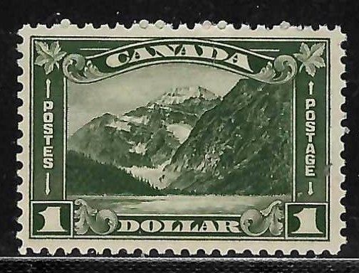 Canada #177 Mint VF LH C$300.00 - Fresh color