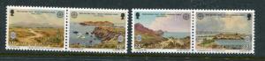 Isle Of Man #306-7 Mint