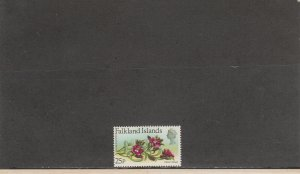 FALKLAND ISLANDS 222 MNH 2014 SCOTT CATALOGUE VALUE $8.00