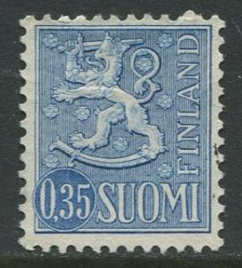 Finland - Scott 405 - Definitives -1963- Used - Single 35p Stamp