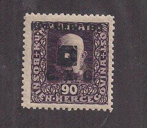 YUGOSLAVIA  SC# 1L37a  FVF/MOG  1919