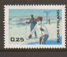 Finland #454 MNH