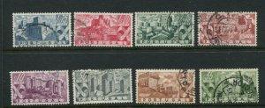 Portugal #662-9 Used