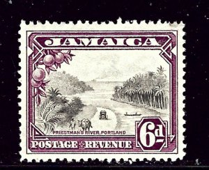 Jamaica 108 MNH 1932 issue small mark top right 2019
