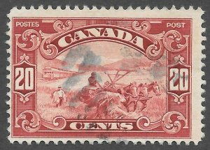 Canada (1927) - Scott # 143,   Used