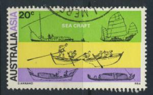 Australia SG 485 - Used