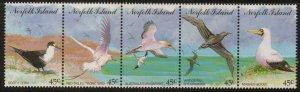 NORFOLK ISLAND SG575a 1994 SEA BIRDS MNH