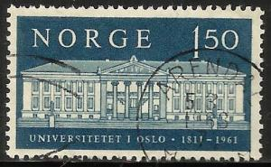 Norway 1961 Scott# 396 Used