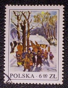 Poland Scott #2224 used
